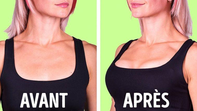 Augmenter sa poitrine naturellement