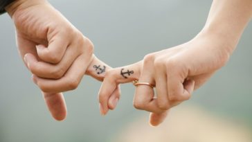 amour relation amoureuse mains