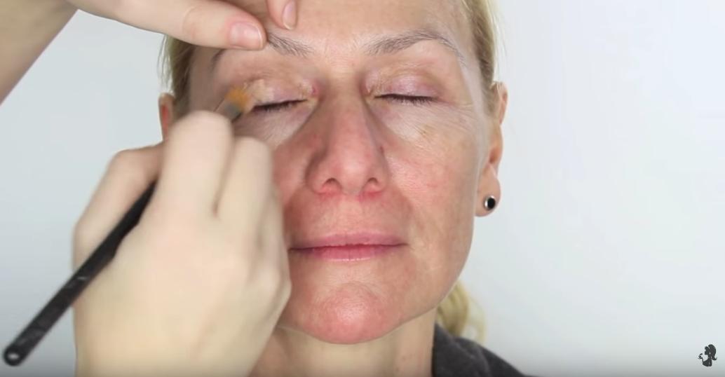 40 ans et plus maquillage