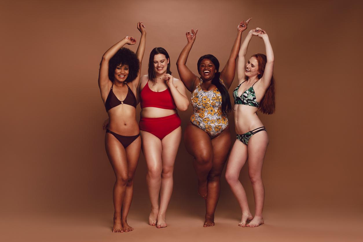 maillot de bain parfait femmes morphologie vacances plage body positive