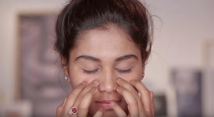 peau massage visage prendre soin de soi