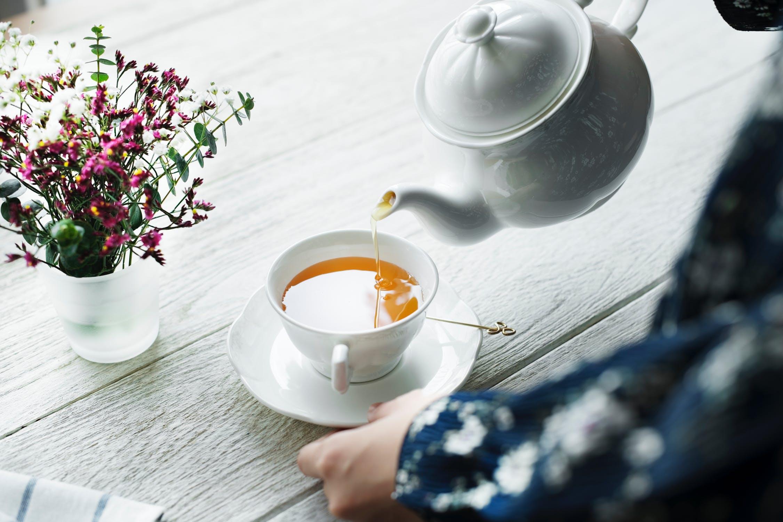 tisane thé infusion contre allergies pollen