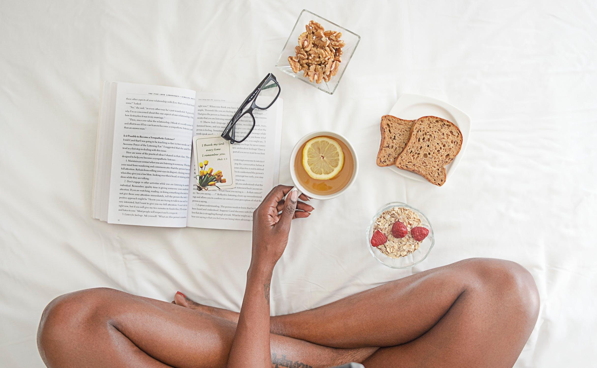 douleurs menstruelles petit déjeuner