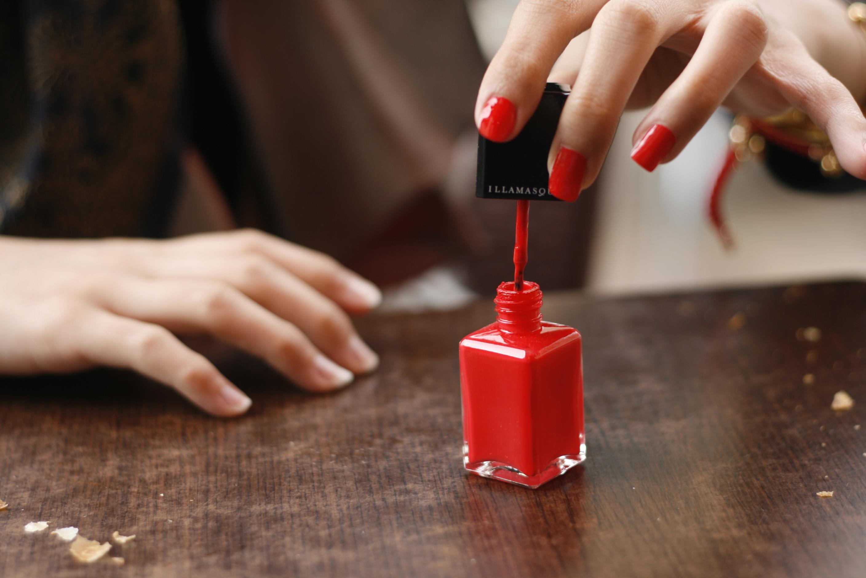 vernis à ongles appliquer plus forts plus long santé beauté