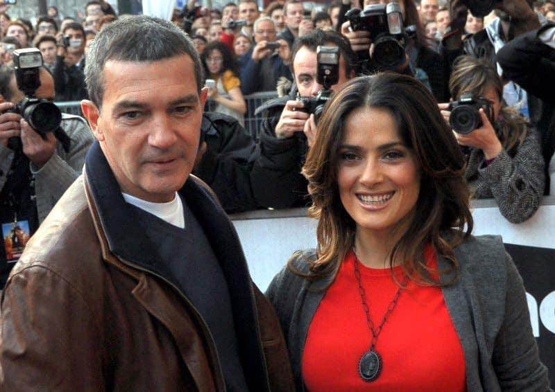 star Antonio Banderas