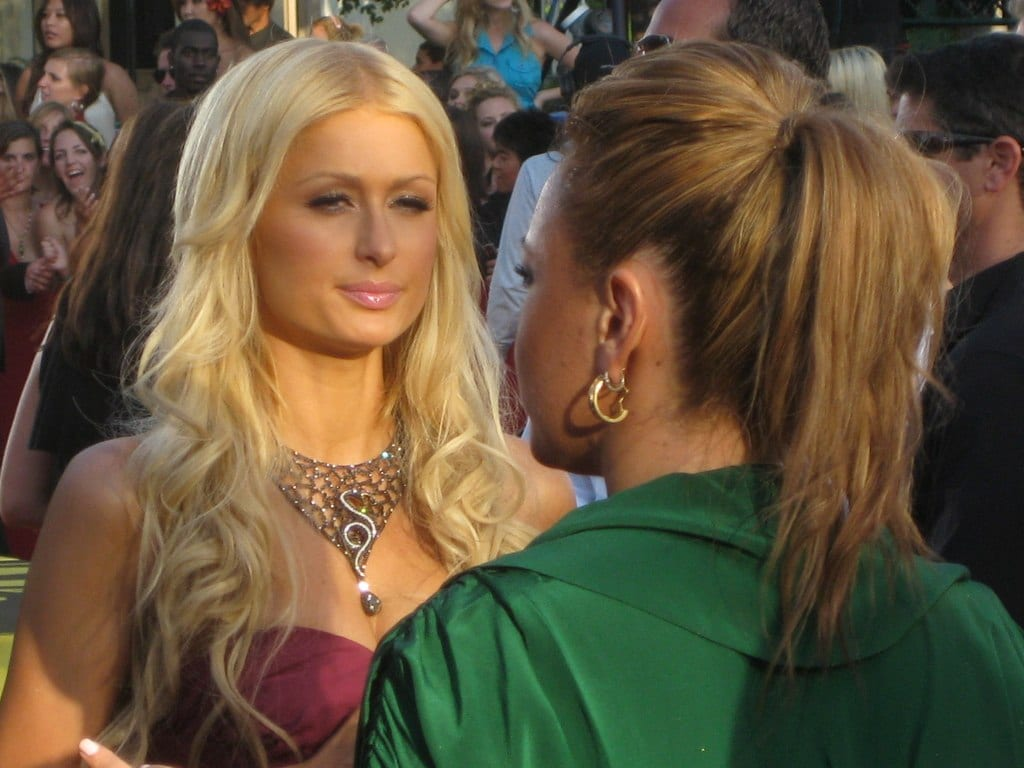 Paris Hilton star orientation sexuelle