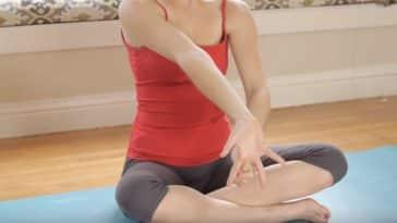yoga des doigts postures