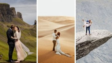 destinations de mariage insolites