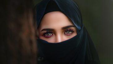 femmes saoudiennes voilée