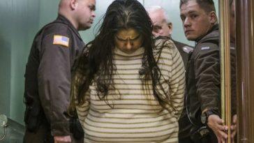 en prison pour un avortement