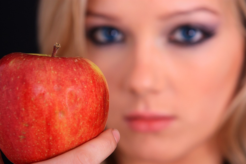 ventre plat pomme fruits pesticides