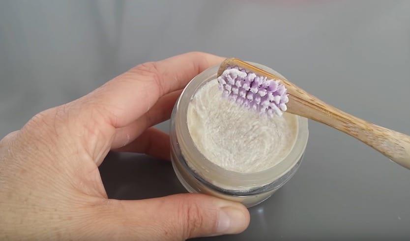 recette de dentifrice facile et moussant au savon de Marseille
