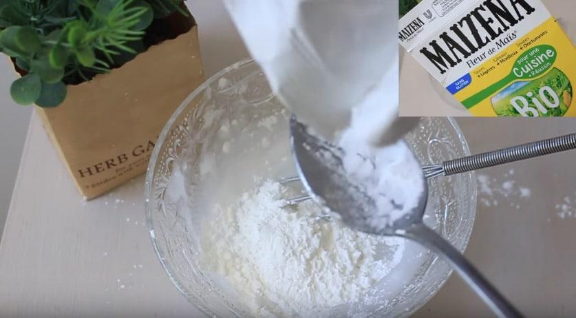 fabriquer son déo farine de mais