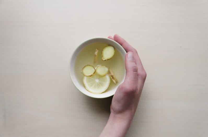 jus de citron astuces perdre du poids facilement