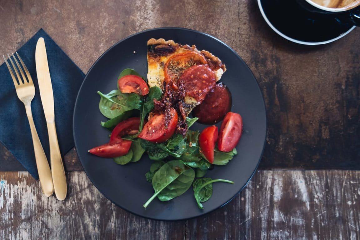 tarte tatin aubergines et mâche idées repas