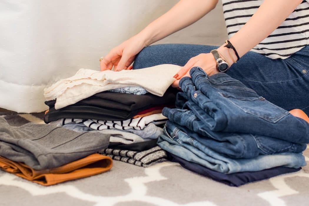 ranger vêtements dressing astuces pour la vie de tous les jours