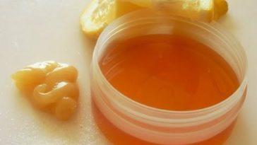 recette cire orientale maison épilation caramel
