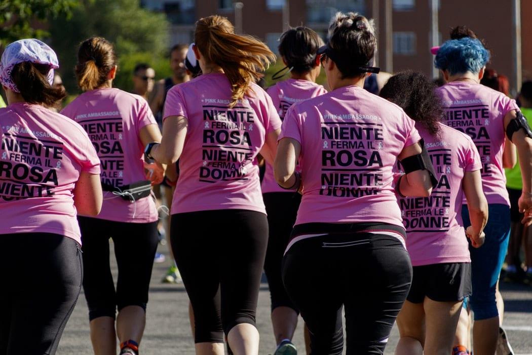 courir marathon bonnes raisons femme course competition