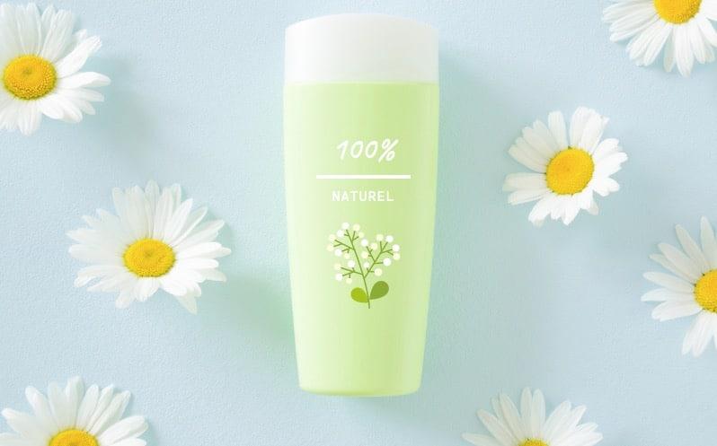 shampoing recette naturel flacon