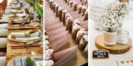 mariage invités repas