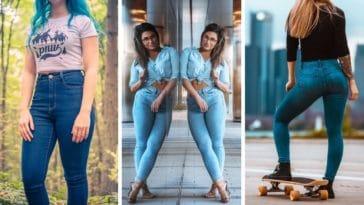 jean slim comment porter selon morphologie