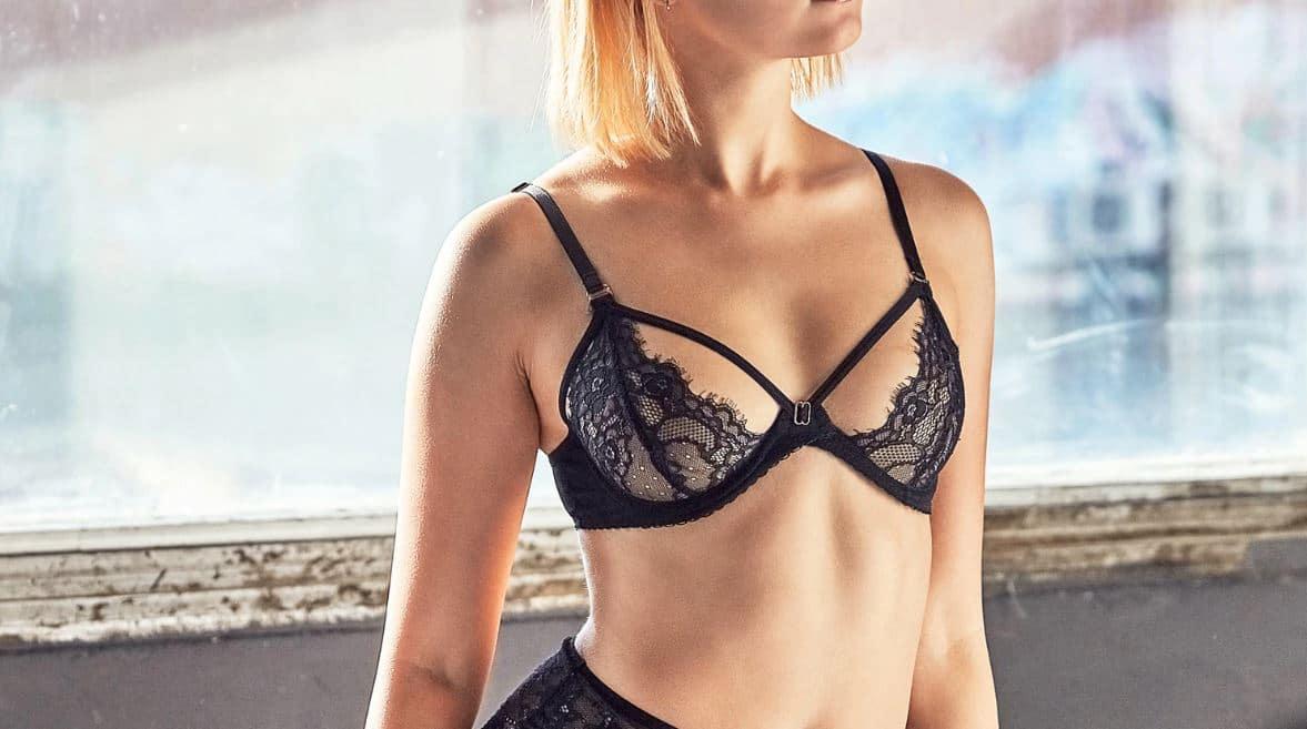 soutien gorge en dentelle lingerie