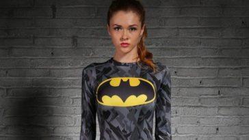 super-héroïnes batman femme superhéros