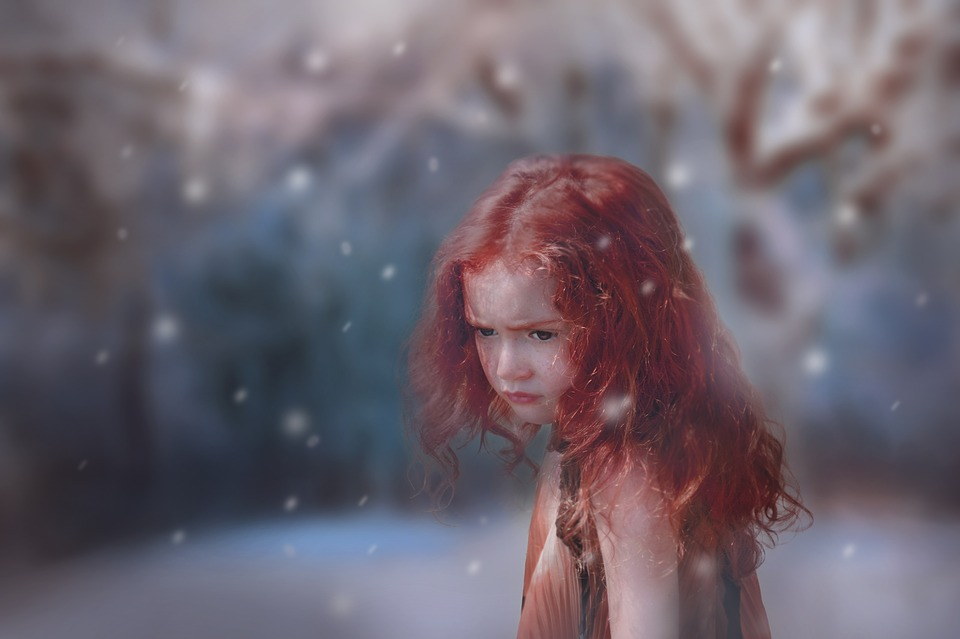 anecdotes sur les rousses cheveux petite fille