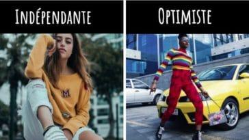 ce que vos vêtements disent de vous personnalité