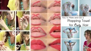 astuces beauté pratiques maquillage ongles cheveux
