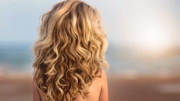 blonde cheveux enfant anecdotes