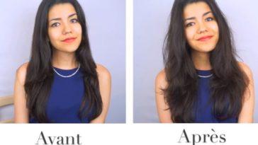 cheveux lisses astuces