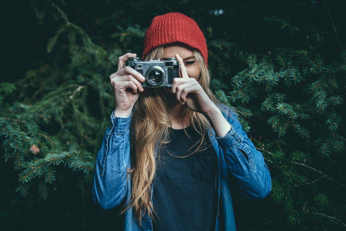 astuces photos objectif prendre une photo femme