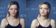 insultes avec sans maquillage youtubeuse beauté