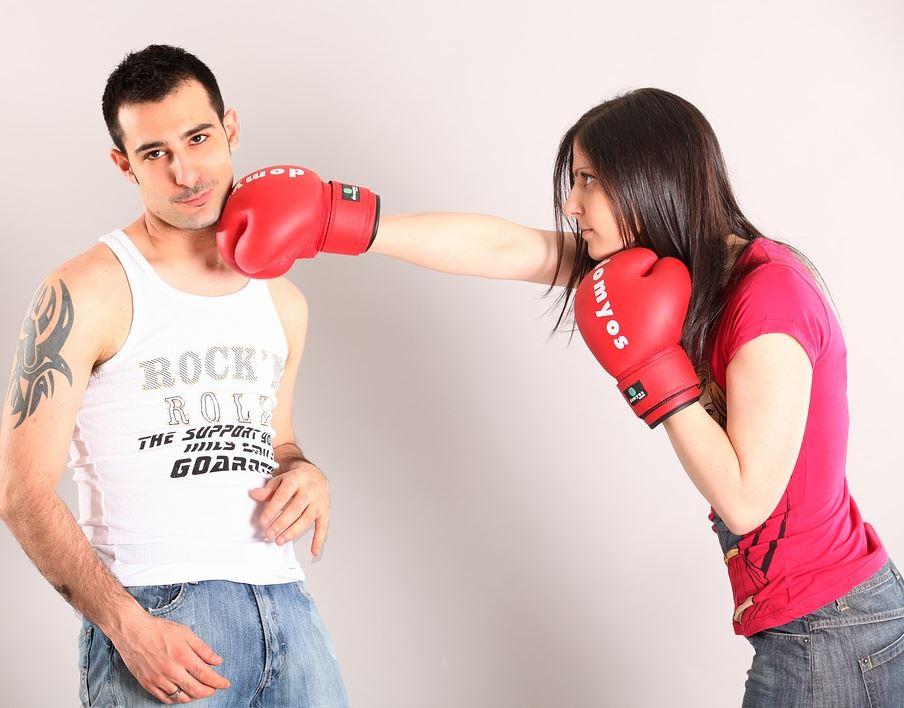 redonner du piment à sa vie de couple activité sport boxe deux