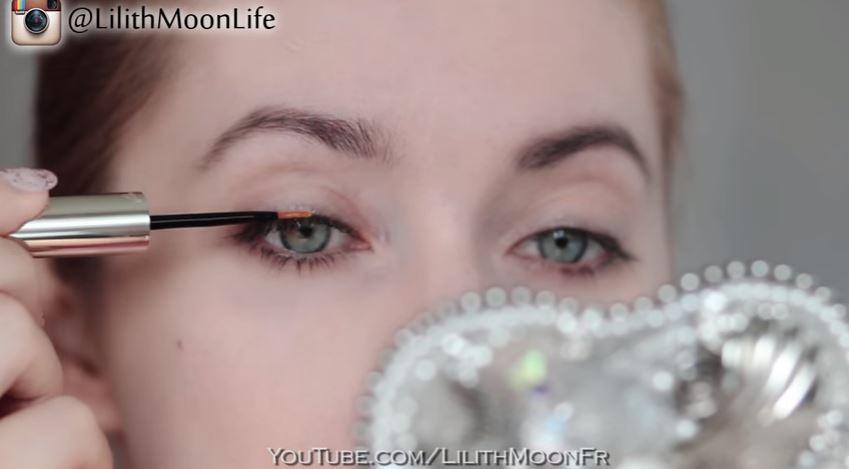 épaissir ses cils au naturel maquillage astuce