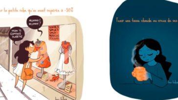 petits plaisirs de filles illustrations