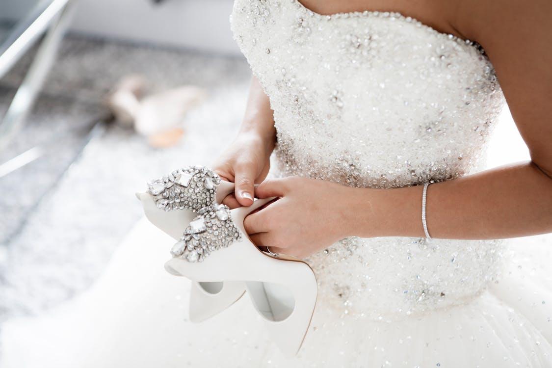 recycler robe de mariée
