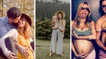 plus belles femmes enceintes