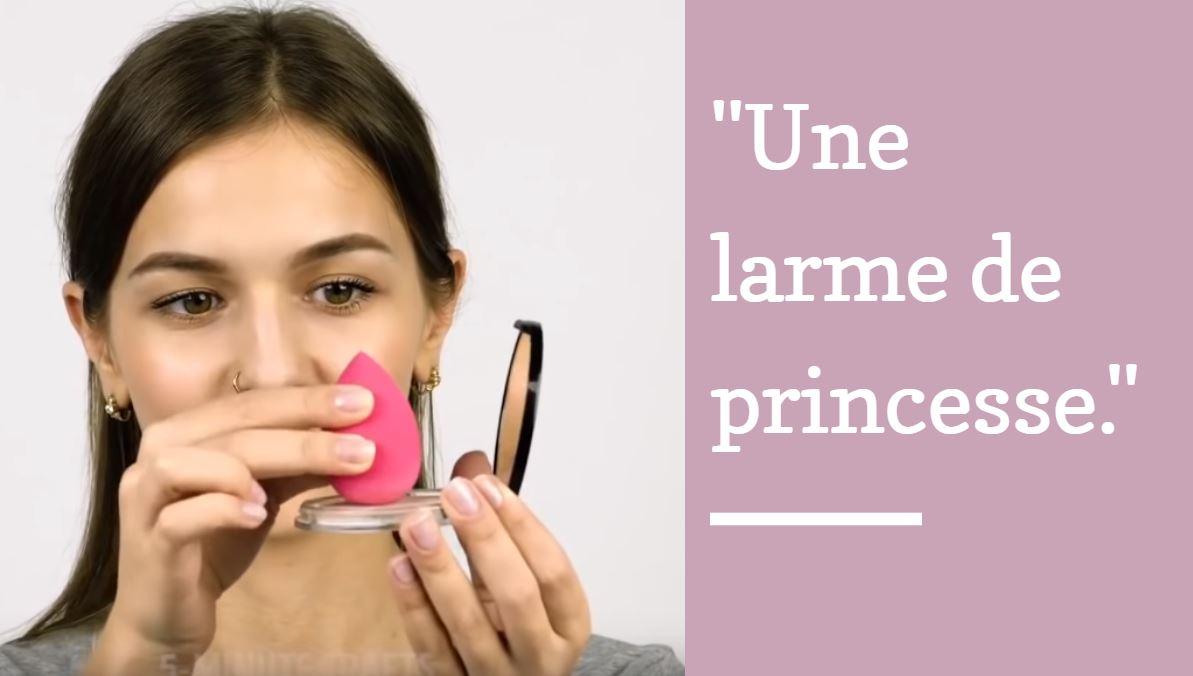 beauty blender hommes avis éponge maquillage