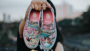 personnalité chaussures préférées vans bakets