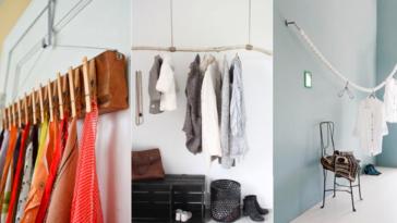 dressing unique personnalisé pas cher DIY garde robe