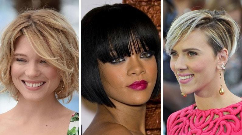 Coupes Courtes 20 Inspirations De Coupes De Cheveux Trop Craquantes