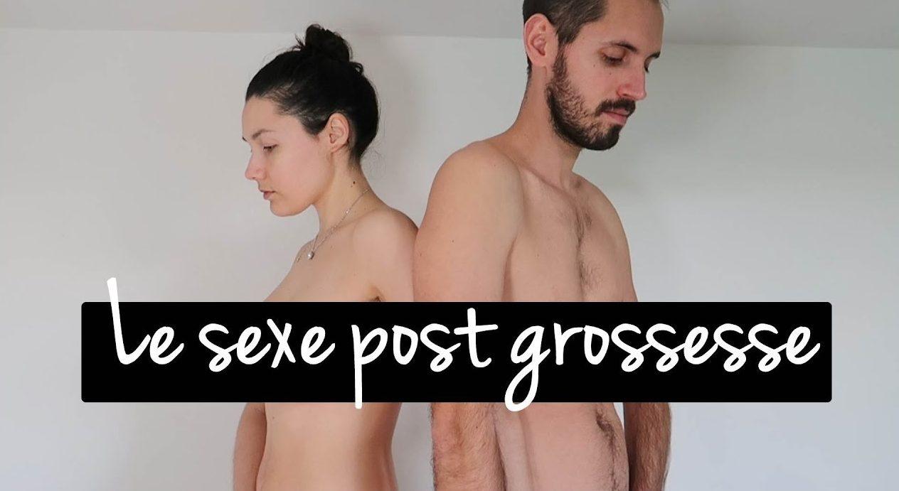 couple nu sexe après la grossesse