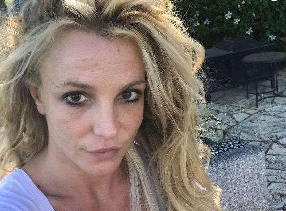 Britney Spears sans maquillage Free