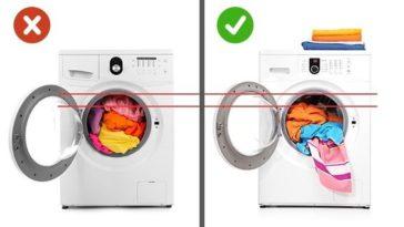astuces machine à laver lave-linge