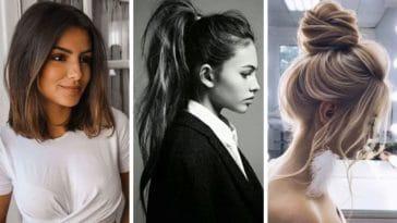 coiffures inspirations idees qui vont tout le monde cheveux