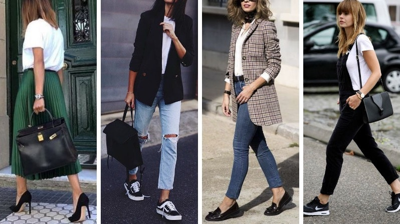 looks styles bureau tenues boulot