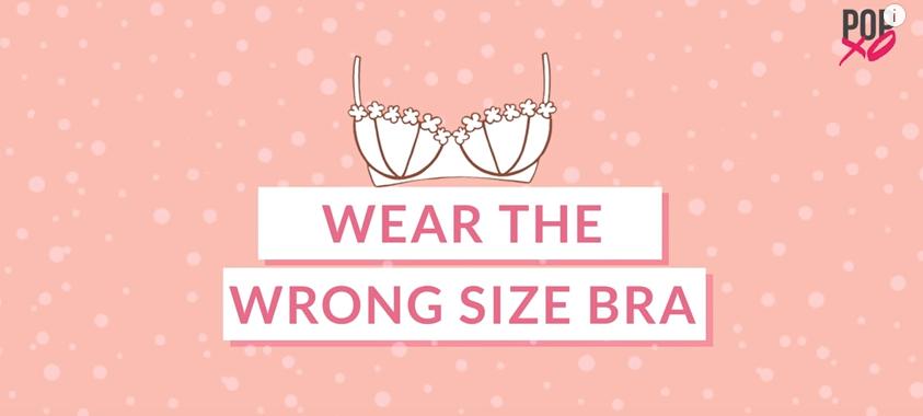 comportements à éviter seins