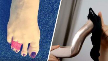 ne plus avoir mal aux pieds en talons